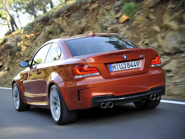BMW 1M E82 - 7