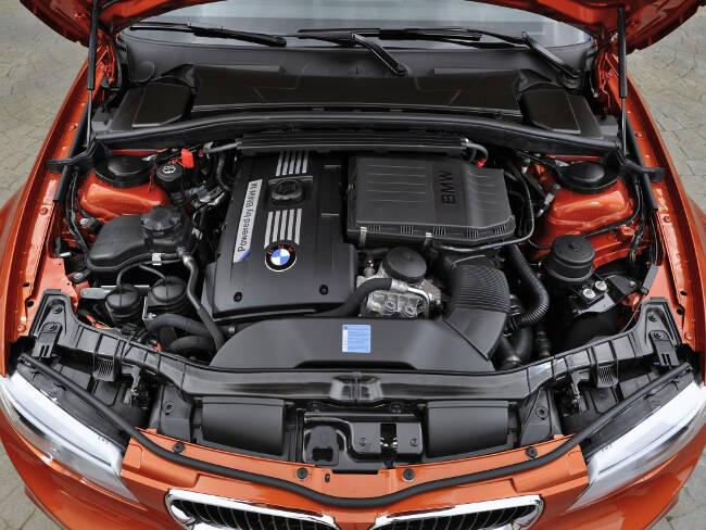 BMW 1M E82 - 8