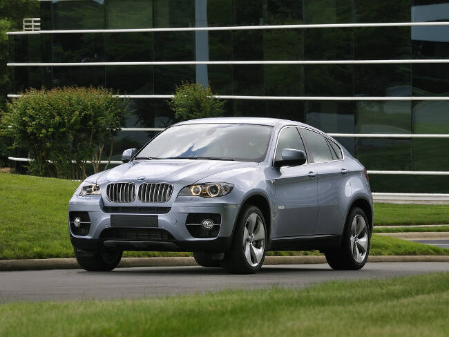 BMW ActiveHybrid X6 E72 - 12