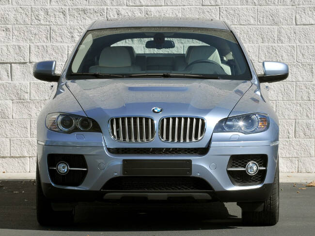 BMW ActiveHybrid X6 E72 - 3