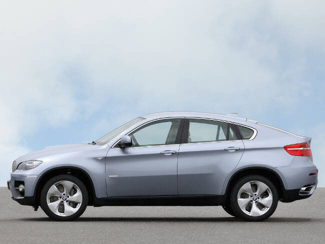 BMW ActiveHybrid X6 E72 - 6