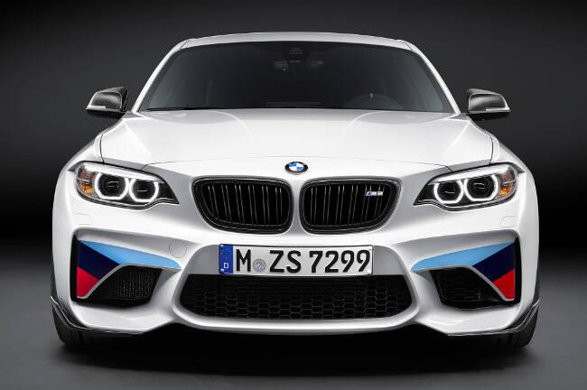 BMW M2 M Performance Accessories F87 - 3
