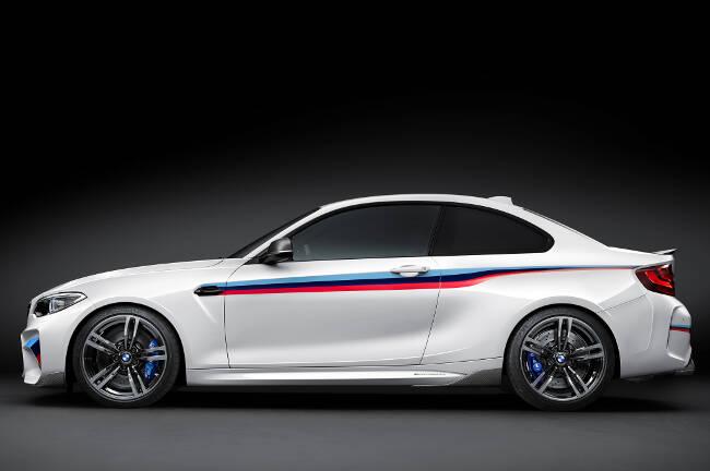 BMW M2 M Performance Accessories F87 - 7