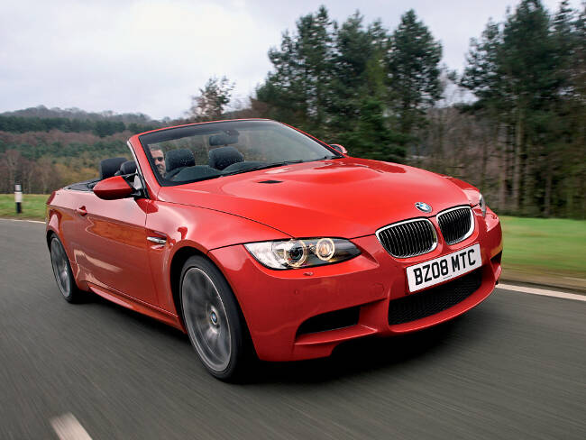 BMW M3 E93 - 19