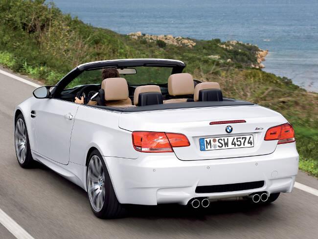 BMW M3 E93 - 2