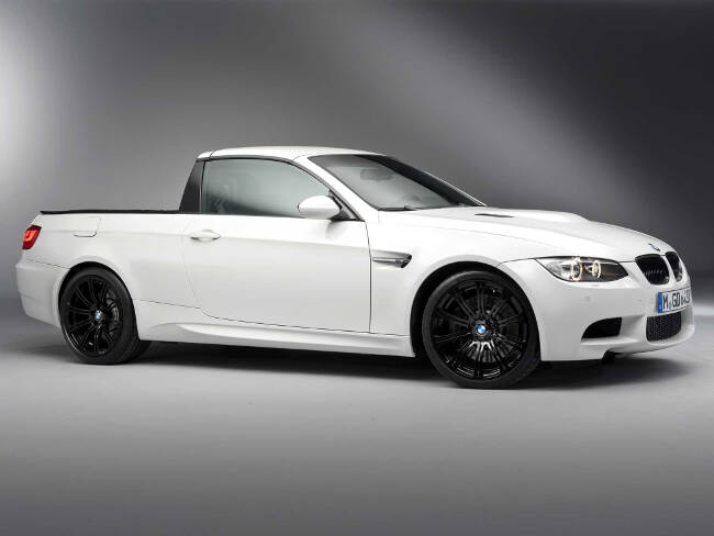 BMW M3 Pick Up E93 - 10