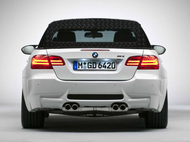 BMW M3 Pick Up E93 - 8