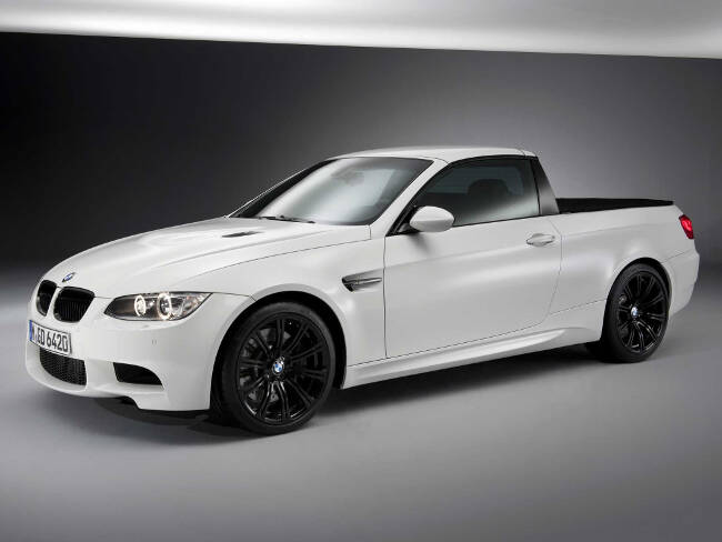 BMW M3 Pick Up E93 - 9