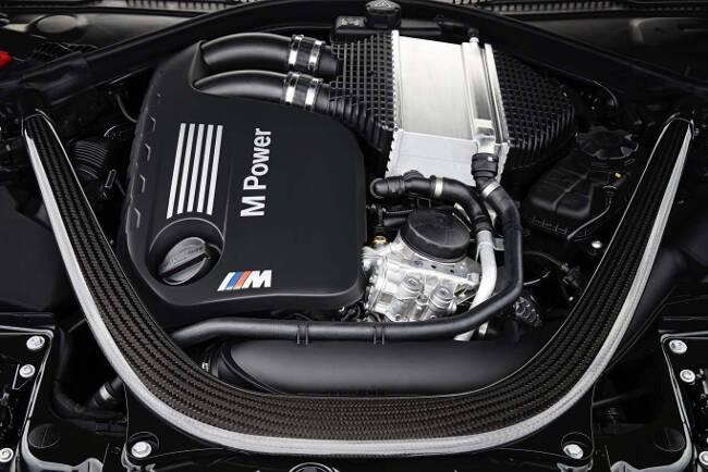 BMW M4 F83 - 10