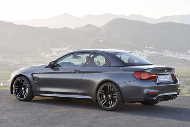 BMW M4 F83 - 5