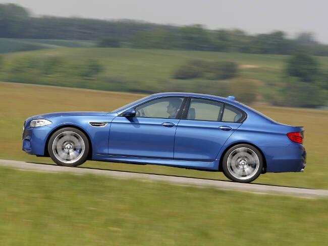 BMW M5 F10 - 10