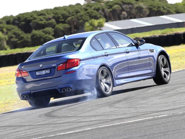 BMW M5 F10 - 11