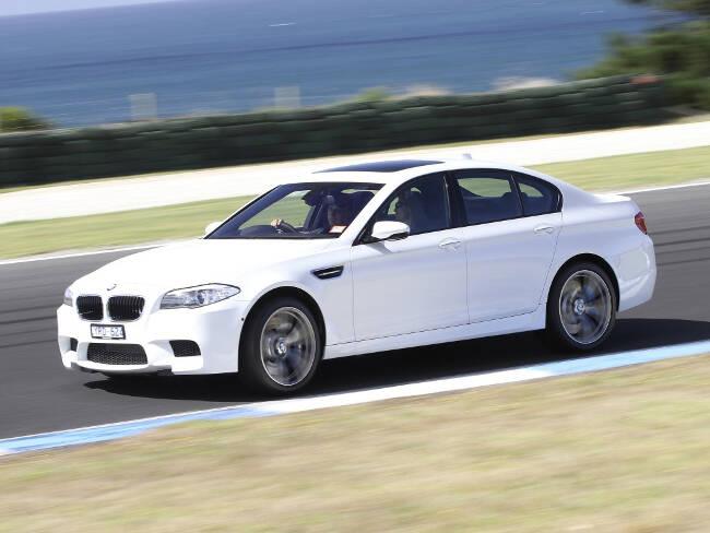 BMW M5 F10 - 12