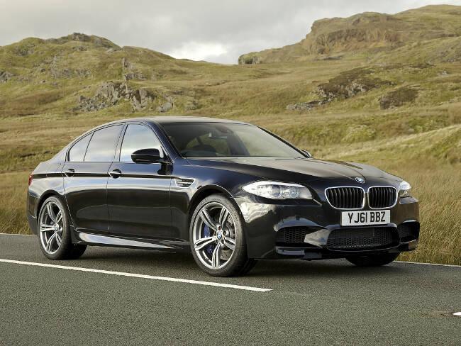 BMW M5 F10 - 13
