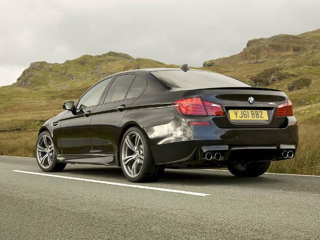 BMW M5 F10 - 14