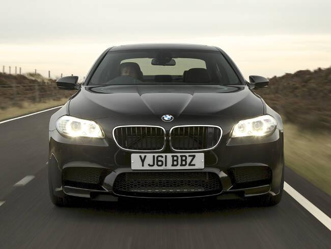 BMW M5 F10 - 16