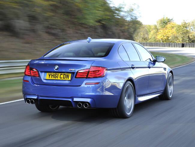 BMW M5 F10 - 18