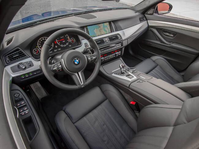 BMW M5 F10 - 19