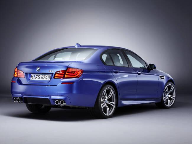 BMW M5 F10 - 2