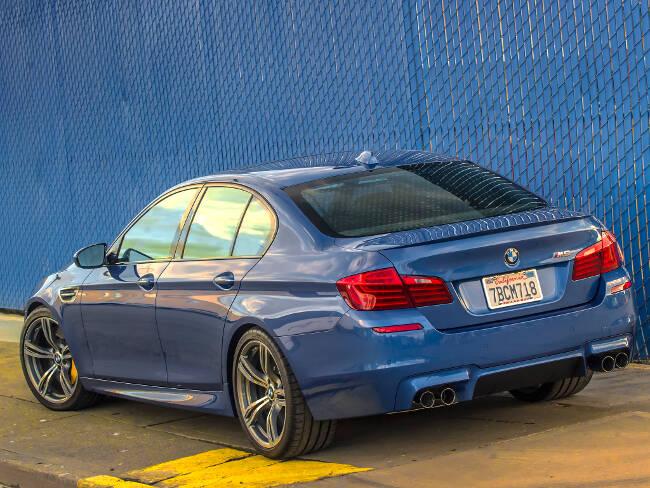 BMW M5 F10 - 20