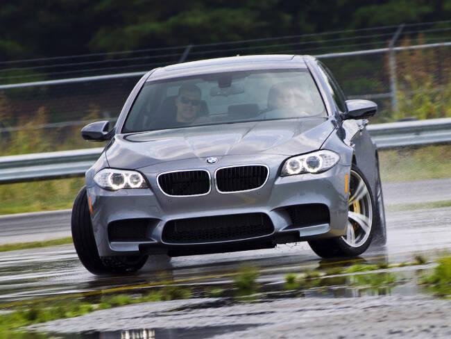BMW M5 F10 - 21