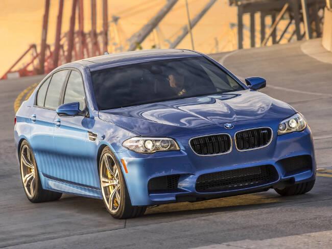 BMW M5 F10 - 23