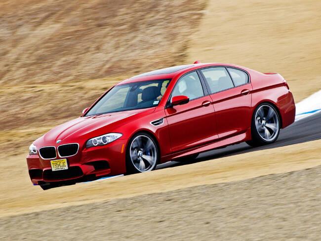 BMW M5 F10 - 25