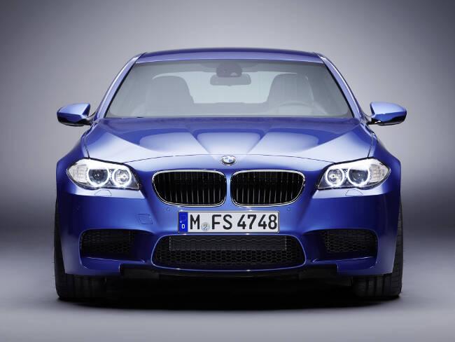 BMW M5 F10 - 3