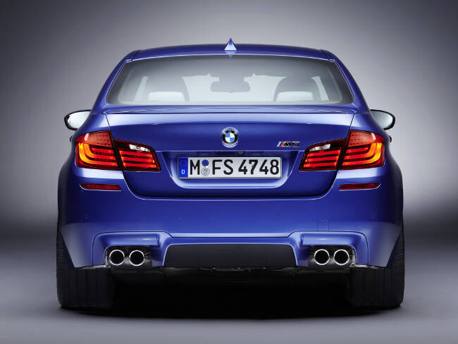 BMW M5 F10 - 4