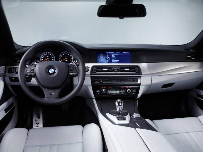 BMW M5 F10 - 6