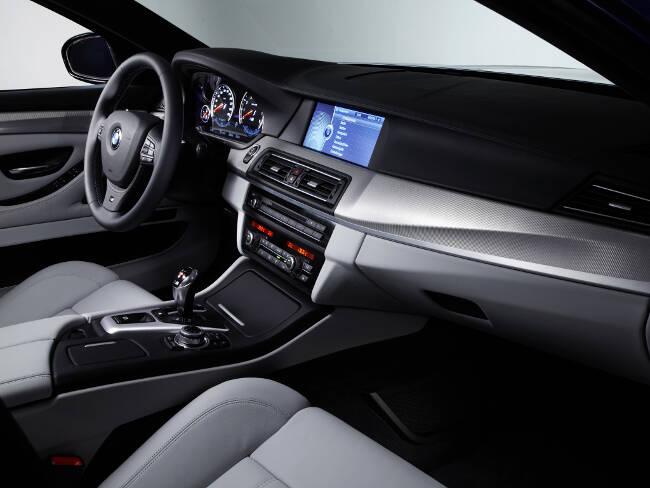 BMW M5 F10 - 7