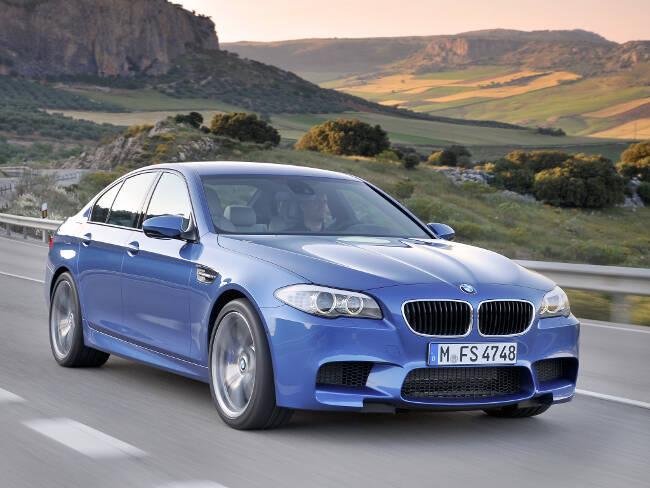 BMW M5 F10 - 8