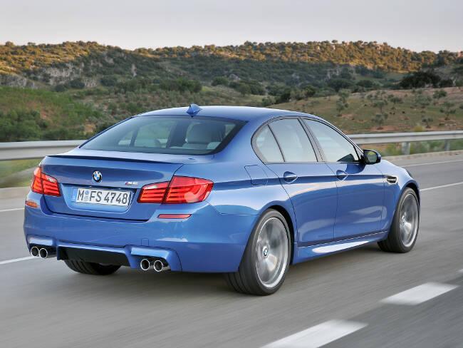 BMW M5 F10 - 9