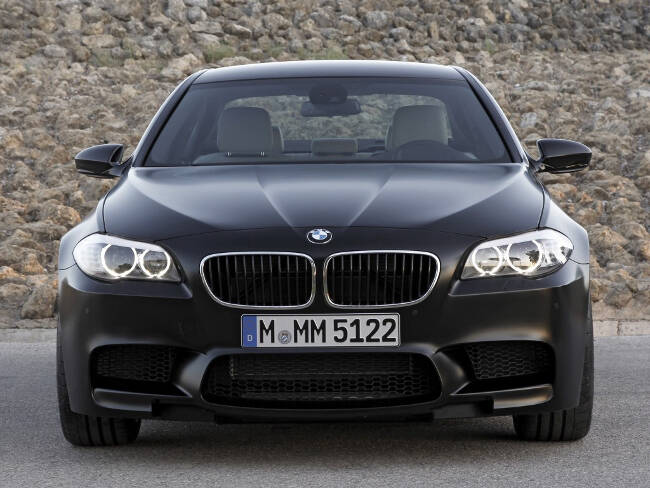 BMW M5 Individual F10 - 6
