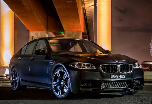 BMW M5 Nighthawk F10 - 8