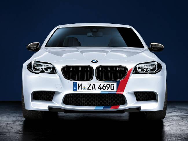 BMW M5 Performance Accessories F10 - 1