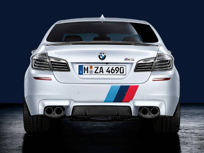 BMW M5 Performance Accessories F10 - 2