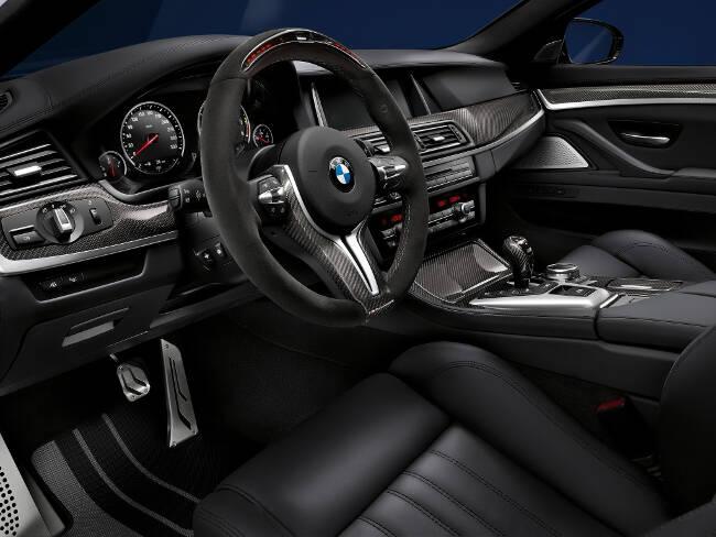 BMW M5 Performance Accessories F10 - 3