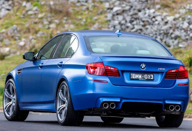 BMW M5 Pure Edition F10 - 1