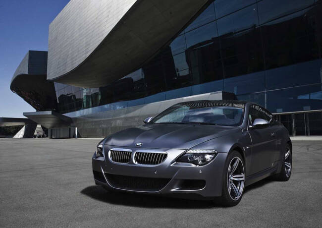 BMW M6 Competition Edition E63 - 1