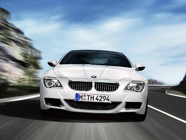 BMW M6 Competition Edition E63 - 2
