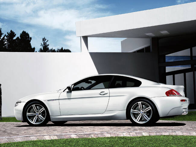 BMW M6 Competition Edition E63 - 3