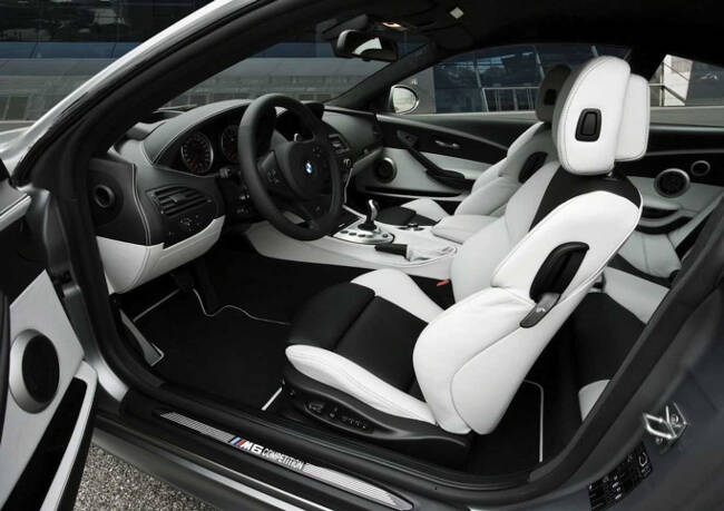 BMW M6 Competition Edition E63 - 4