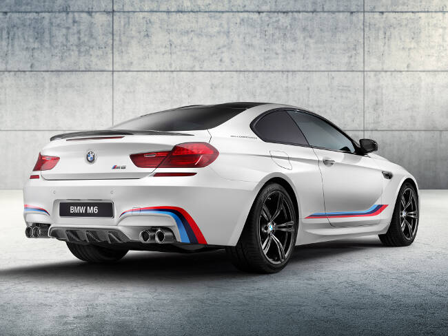 BMW M6 Competition Edition F13 - 2