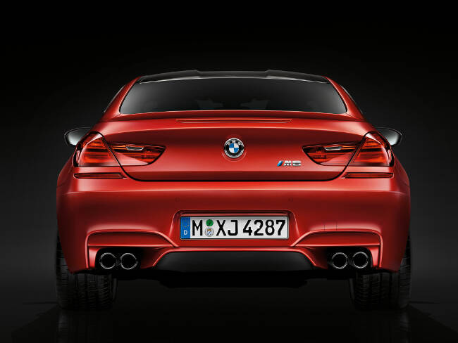 BMW M6 Competition Package F13 - 14