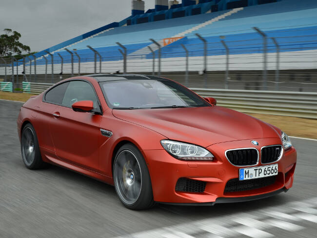 BMW M6 Competition Package F13 - 16