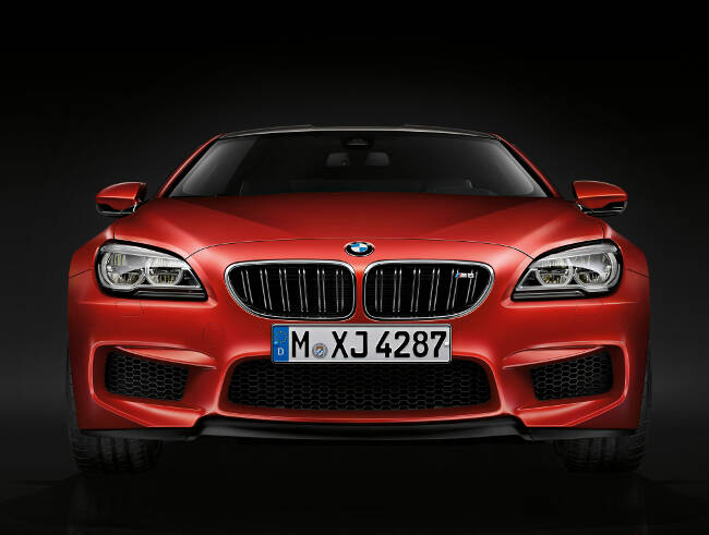 BMW M6 Competition Package F13 - 3