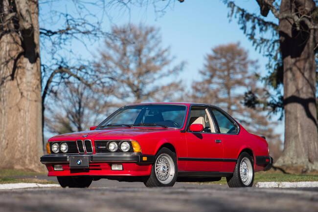 BMW M6 E24 - 1