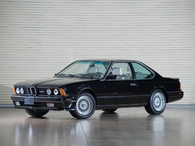 BMW M6 E24 - 10