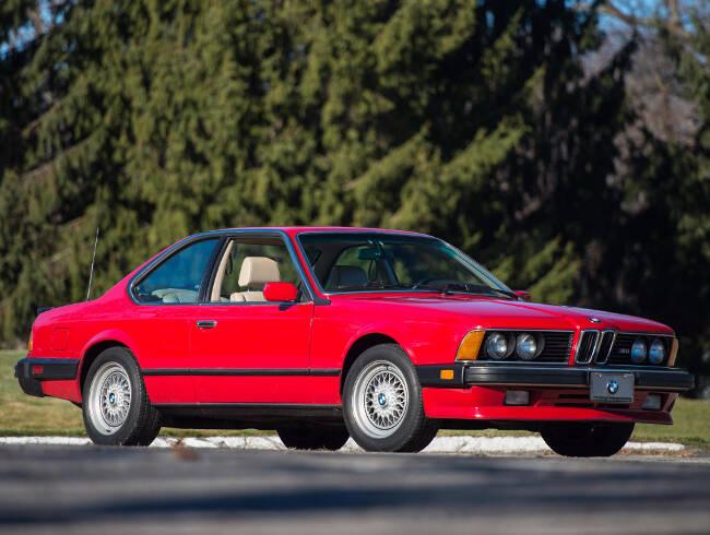 BMW M6 E24 - 6